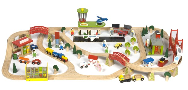 Bigjigs train set uk