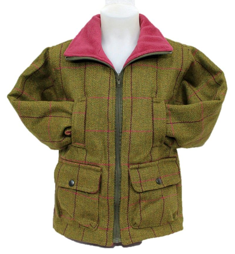 444eff2db7077 childrens tweed jacket coat girls