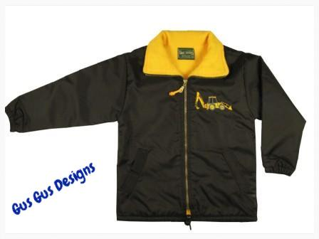 Digger Jacket black