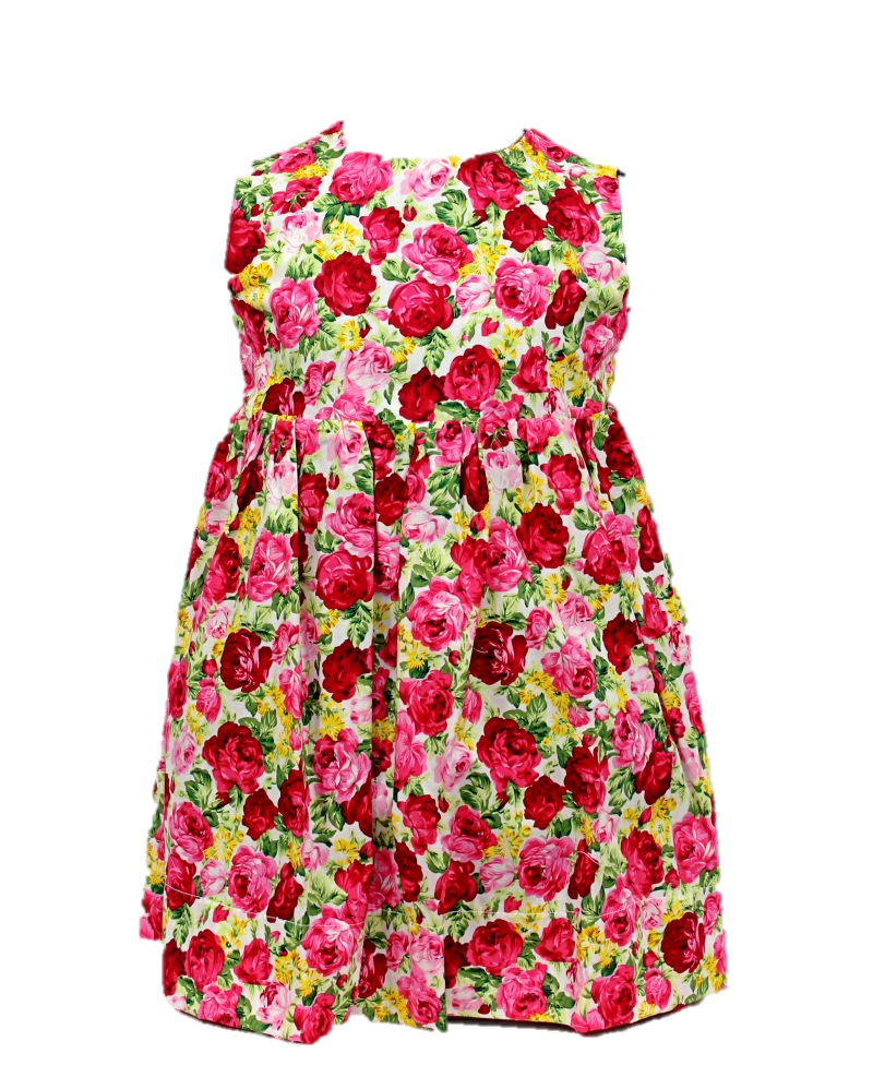 Dolls & Roses  reversible dress