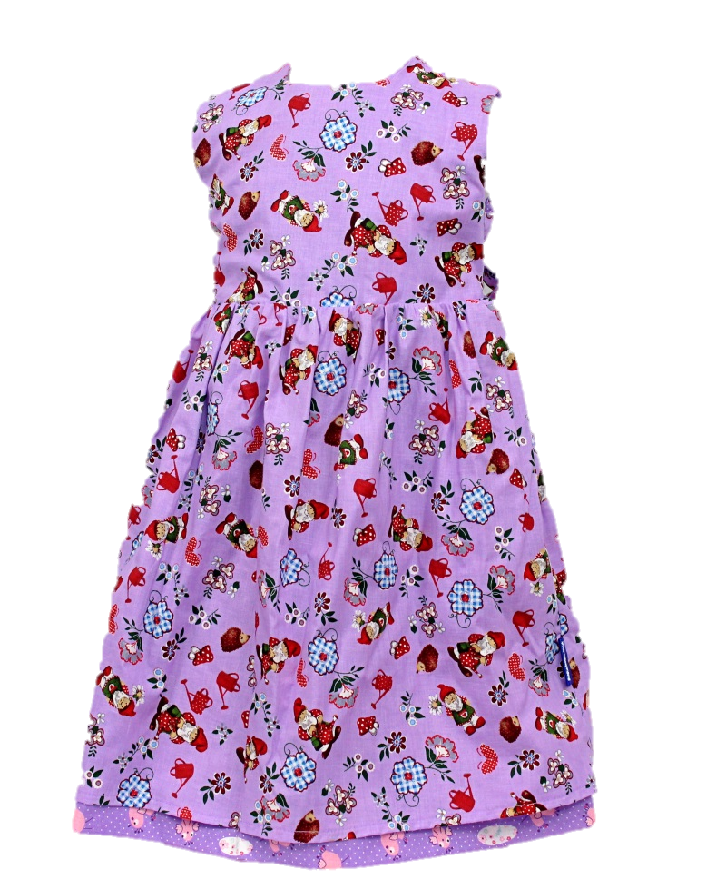 gnome reversible dress